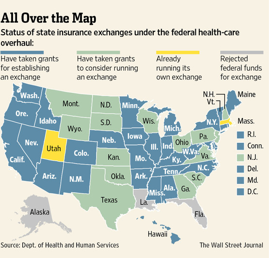 State Insurance Exchange Update | Indiana Health Insurance ...